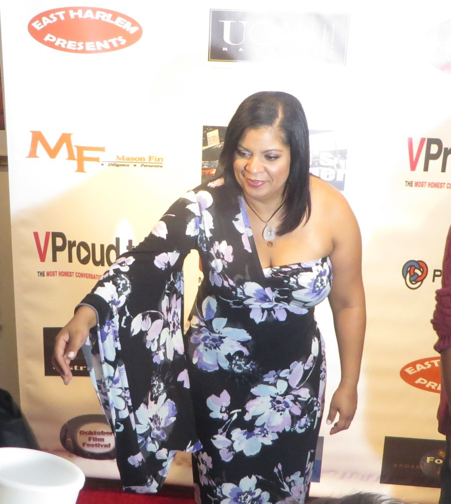 Executive Producer/Founder of The Ocktober Film Festival/Founder of Stuart Films: Emelyn Stuart Awesome job, Emelyn! I am definitely looking forward to the next one! :-)
