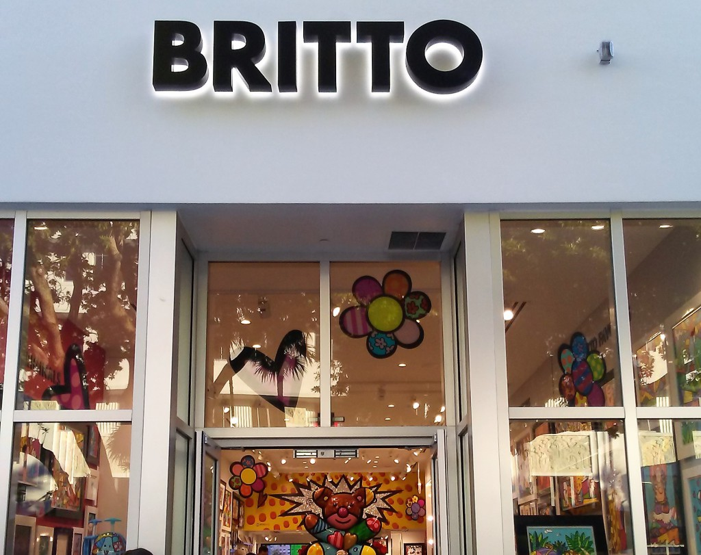 Romero Britto Gallery